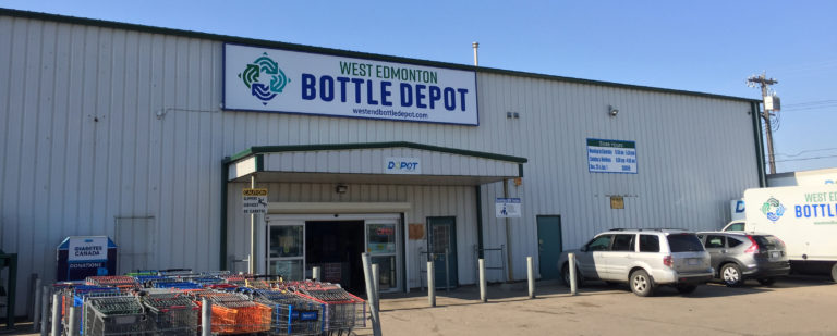 west end bottle depot